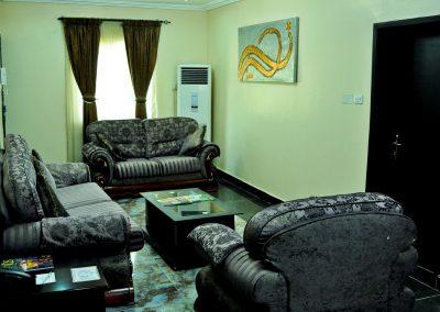 Exclusive bedroom_Living Room1